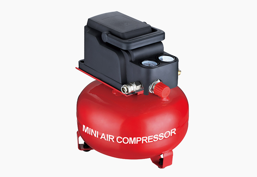 1o3 HP 1Gal Pancake Tank Oil Free Compressor Model C-832