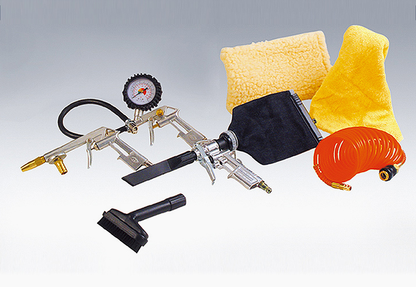 L-2002C3 7-PC Cleaning Srvice Kit, Box