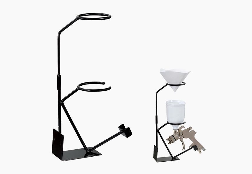LM-08 Spray Gun Rack
