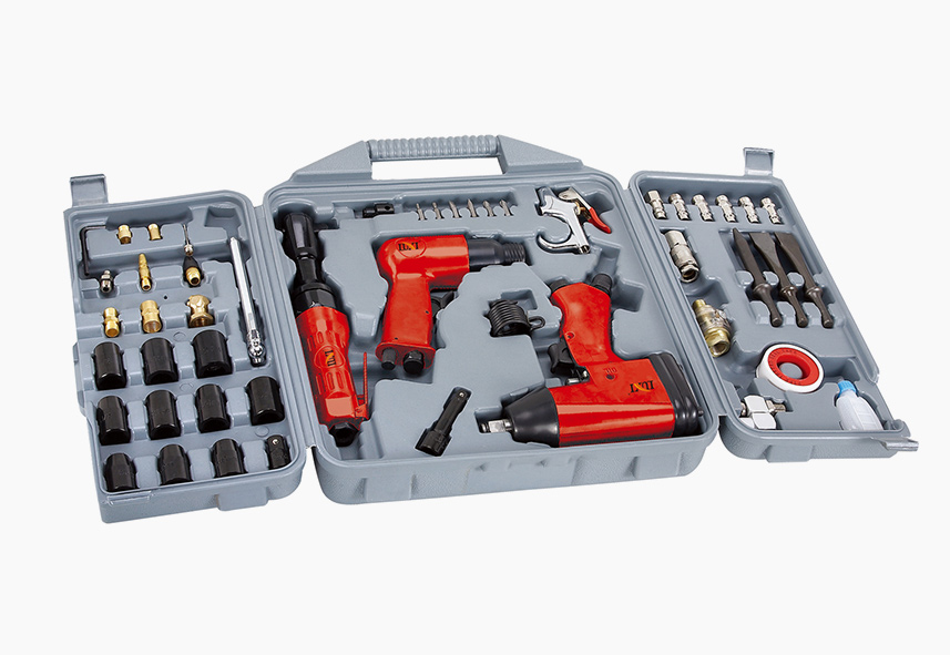 LX-010 50-PC Air Tool Combo Kit