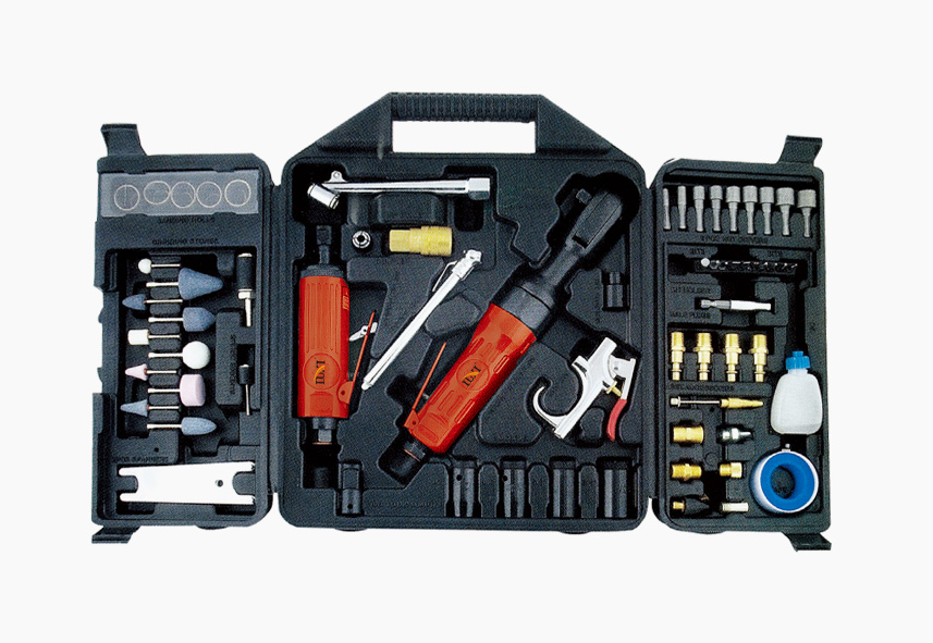 LX-013 72-PC Air Tool Combo Kit