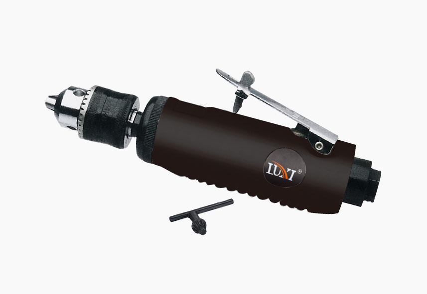 LX-3070 3-8 Inch Non-Reversible Straight Drill