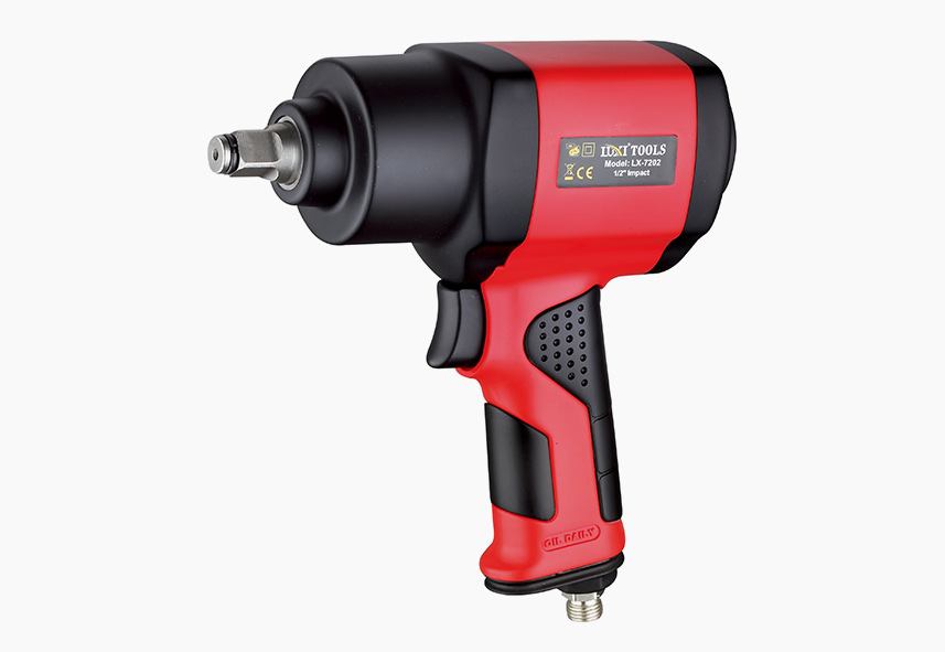 LX-7202 Twin Hammer Impact Wrench