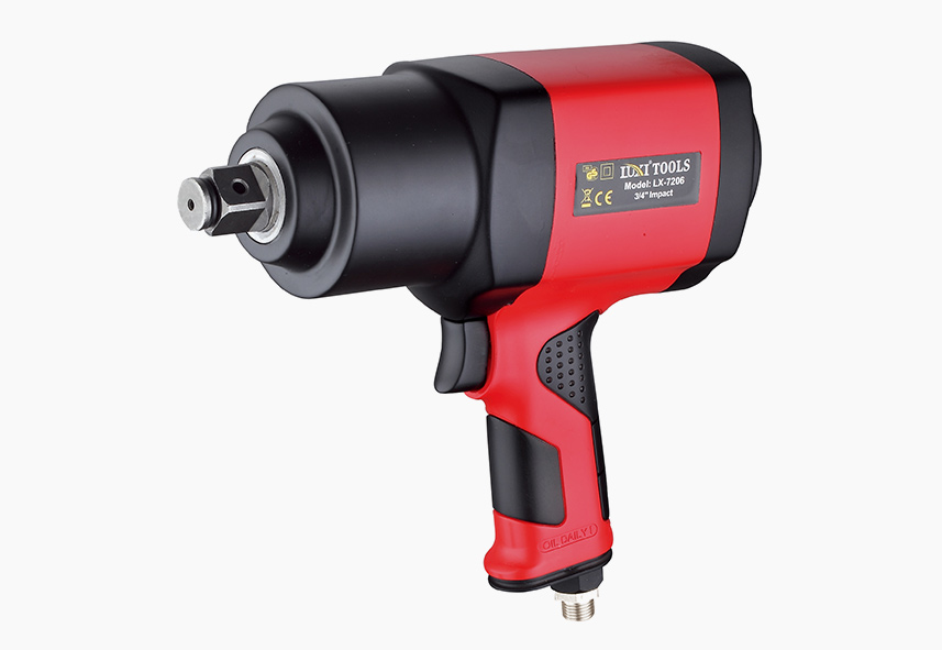 LX-7206 Twin Hammer Impact Wrench