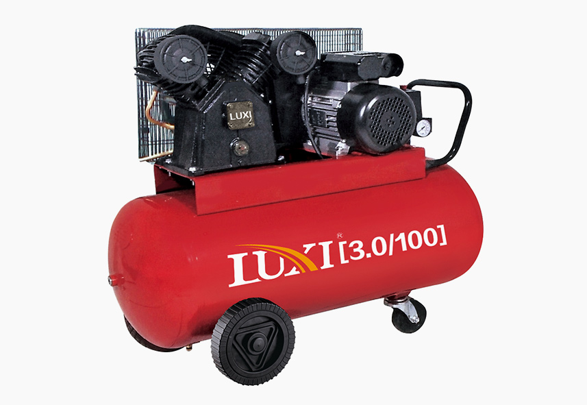 3HP 100L Oil Lubricate Compressor LXV2065-100