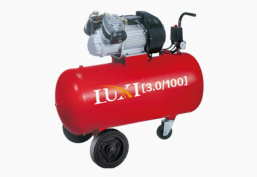 3HP 100L Double Cylinder Oil Lubricate Compressor LXV3.0-100