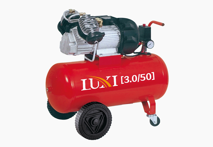 3HP 50L Double Cylinder Oil Lubricate Compressor LXV3.0-50