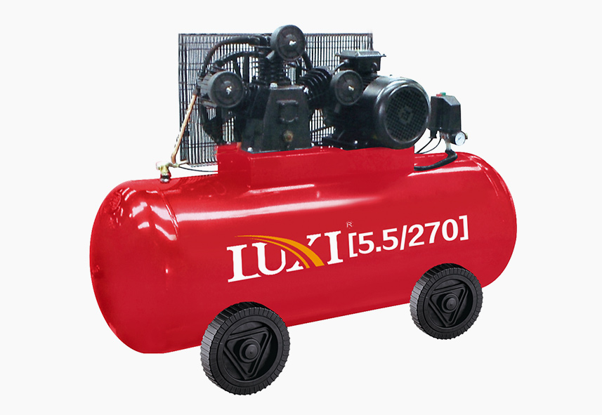 5.5HP 100L Oil Lubricate Compressor LXW3065-270