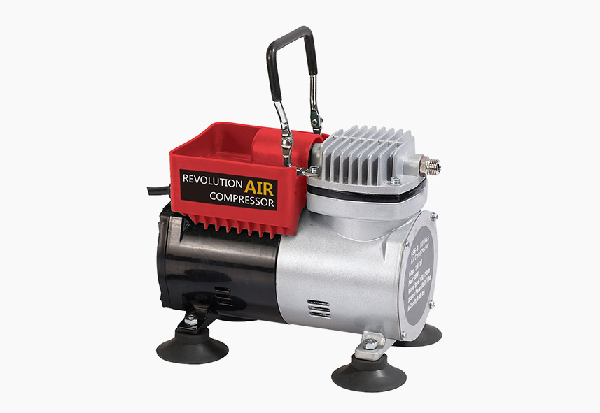 Mini Air Compressor Model 666-B2