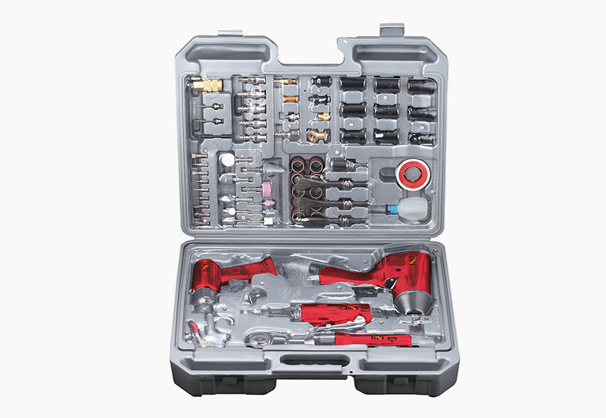 LX-011 71-PC Air Tool Combo Kit