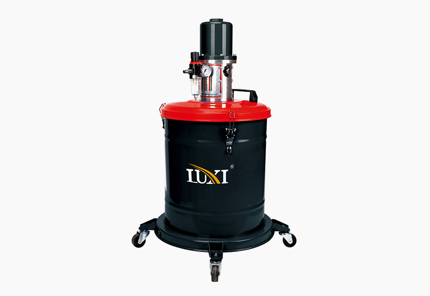 LX-45A 45L Pneumatic Greasing Machine