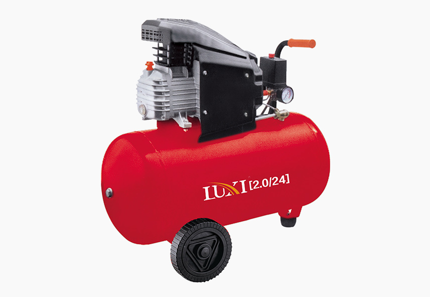 2HP 24L Oil Lubricate Compressor LXF2.0-24