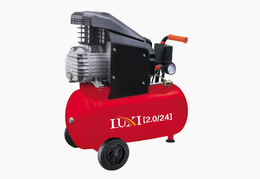 2.5HP 50L Oil Lubricate Compressor LXF2.5-50