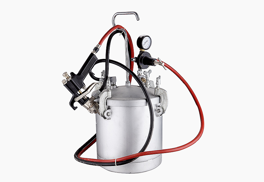 PX-1. 6L Preassure Tank & Painting Kit