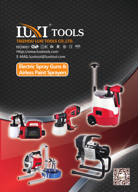 Catalogue - Elec Spray Guns