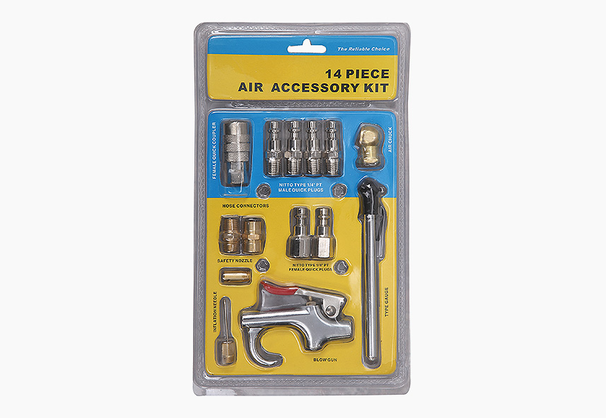 LE-16 14-PC Accessary Combo Kit, Blister