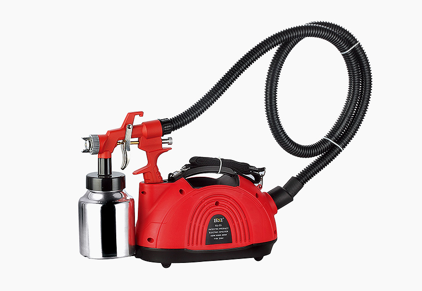 What are The Advantages of Electric Paint Sprayer?