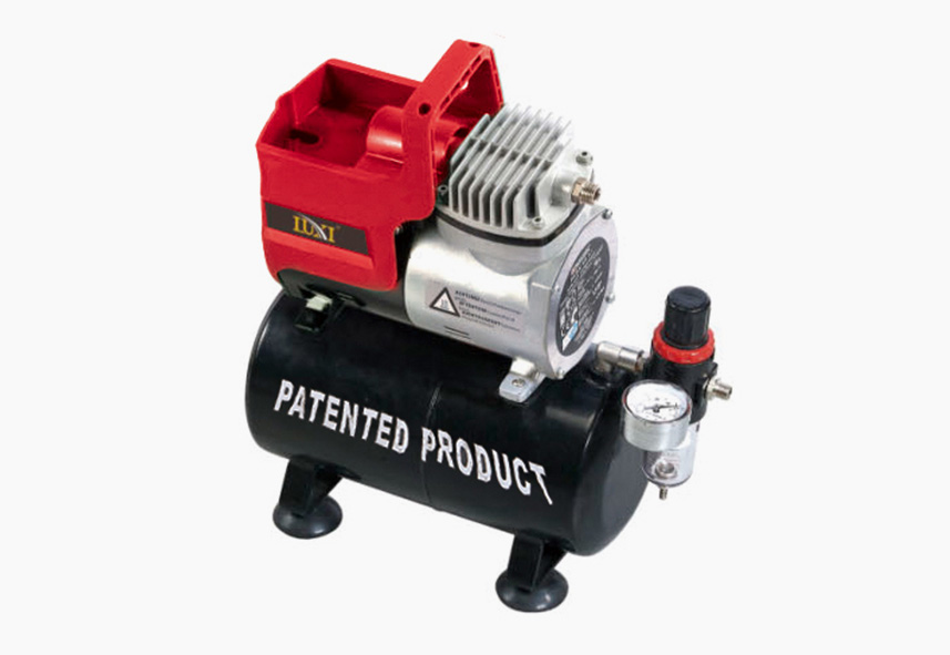 Mini Air Compressor Model 666-A